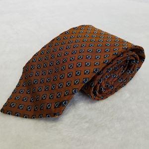 Gucci Tie Horse Stirrup Motif